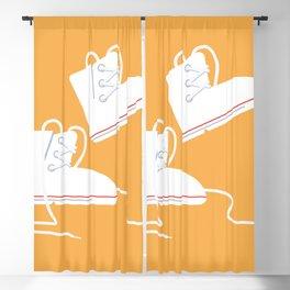 Converse Shoes Blackout Curtain