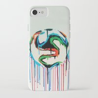 world cup iPhone & iPod Cases featuring Bleed World Cup by DesignYourLife