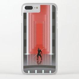 Maul Clear iPhone Case