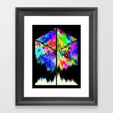 Calamity Inverted Framed Art Print