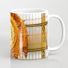 Musee D'Orsay Clock Coffee Mug