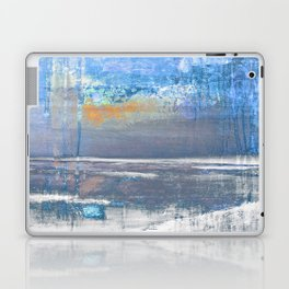 Blue Color Patches Laptop & iPad Skin