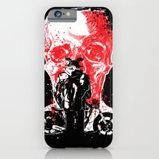 rebel from hell #1 Slim Case iPhone 6s