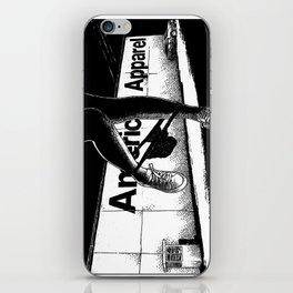 asc 503 - La vente à la sauvette (The backyard sale) iPhone Skin