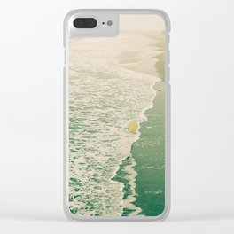 Surfboard Clear iPhone Case