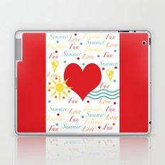 Fun, love, friends etc Laptop & iPad Skin
