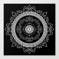 Celtic Soul Mandala Canvas Print