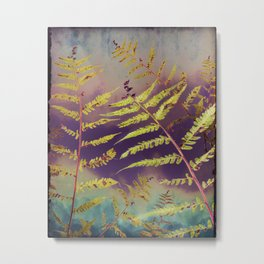 Faded Bracken Metal Print