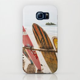 Surfing Day 2 iPhone Case