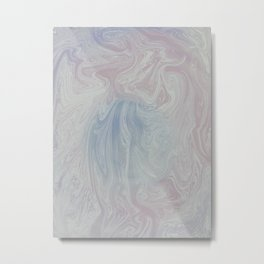 Light Abstraction Metal Print
