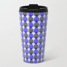 Shells Pattern Travel Mug