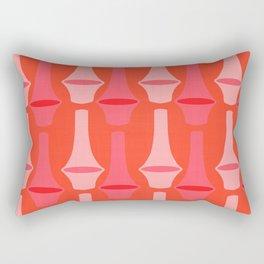 Riihimäki Pink Rectangular Pillow