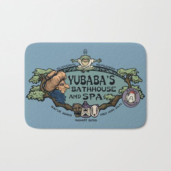 Yubaba's Bathhouse Bath Mat