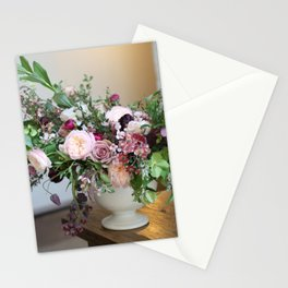 FLOWER DESIGN 10 Stationery Cards