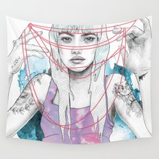 Cat's Cradle Wall Tapestry