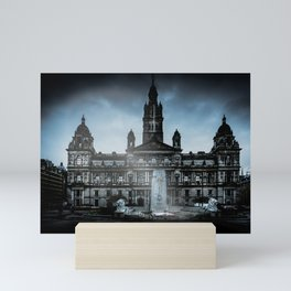 Pride of Glasgow Mini Art Print