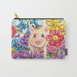 Penelope Pig Carry-All Pouch