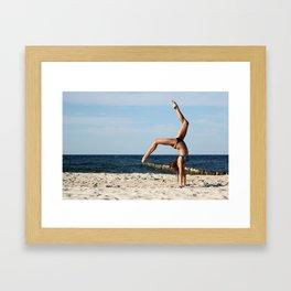 Ballerina Project II Framed Art Print
