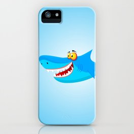 Great White(ish) iPhone Case
