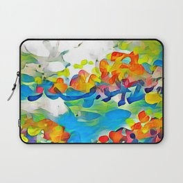 Splashes Of Color Rio de Janeiro by CheyAnne Sexton Laptop Sleeve