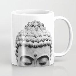 Shy Buddha Coffee Mug