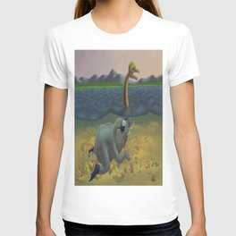 The truth of Loch Ness T-shirt