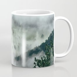 The Rolling Gray Coffee Mug