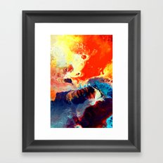 Vista Framed Art Print