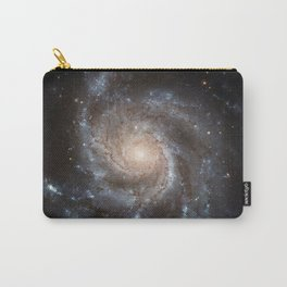 Spiral Galaxy (M101) Carry-All Pouch