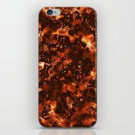 ash-0003-glow-inferno iPhone Skin