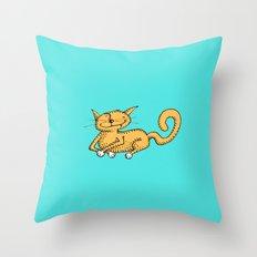 katzi... Throw Pillow