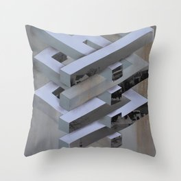 Content: Serenity Throw Pillow