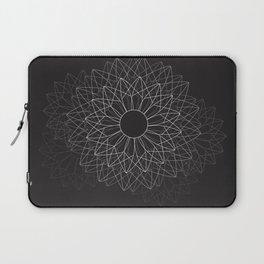 Spiral #abstract #dark Laptop Sleeve