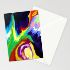Burn Off Stationery Cards