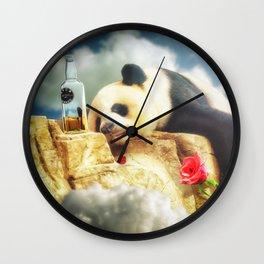 disperato Wall Clock
