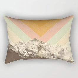 Mountainscape 2 Rectangular Pillow