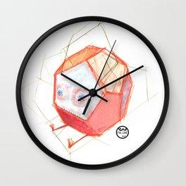 Pal-Penta Wall Clock