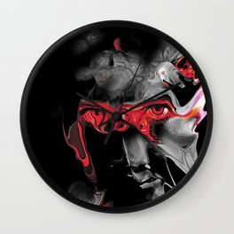 About Face Wall Clock