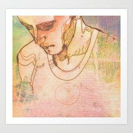 Lockwood Art Print