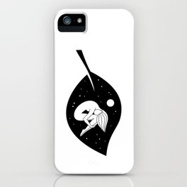 Autumn Immersion iPhone Case
