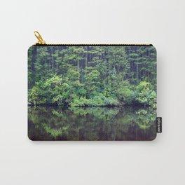 Cedar Trees and Cedar Water Carry-All Pouch