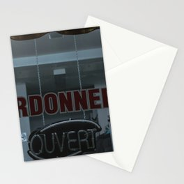 Cordonnerie Stationery Cards