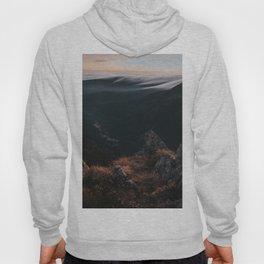 Evening Mood - Landscape and Nature Photography Hoody