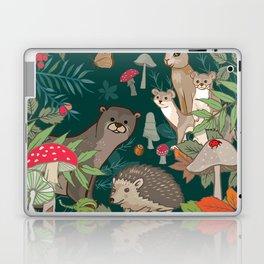 Animals In The Woods Laptop & iPad Skin