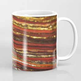 Banded Iron Coffee Mug