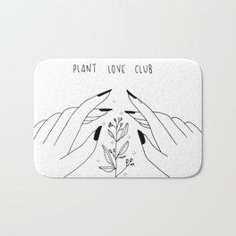 PLANT LOVE CLUB Bath Mat