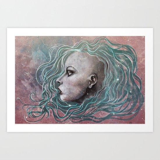 Sea of Tranquility Art Print