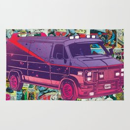 A-Team Vandura Pop Candy Rug