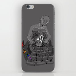 My Gift to You iPhone Skin