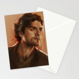 Poe Dameron Stationery Cards